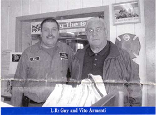 Guy and Vito Armenti