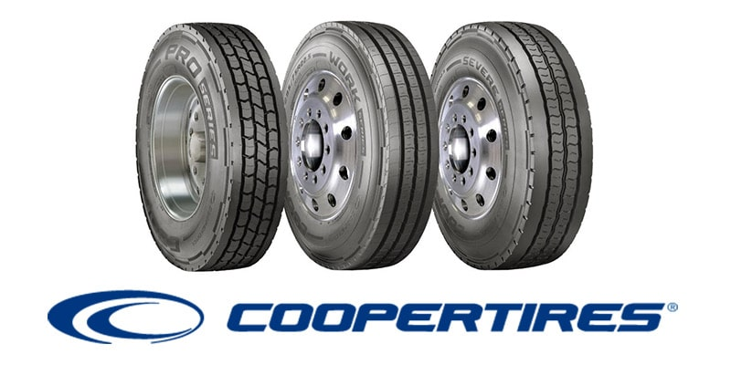 Cooper Truck tires in Chester, NJ